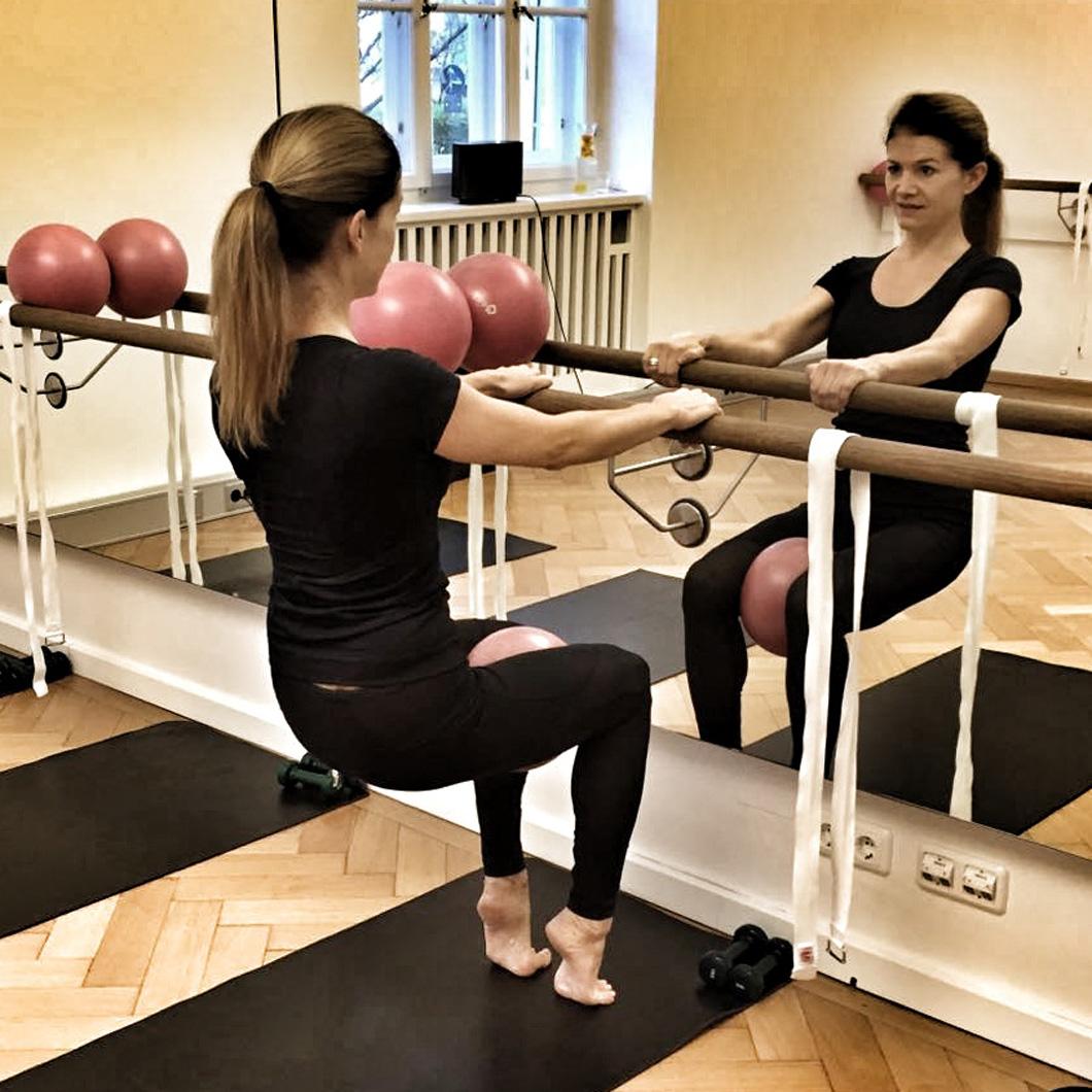 Ballett Barre Sport München