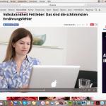 Ernährungsfehler und Ernährungberaterin München Kikisch
