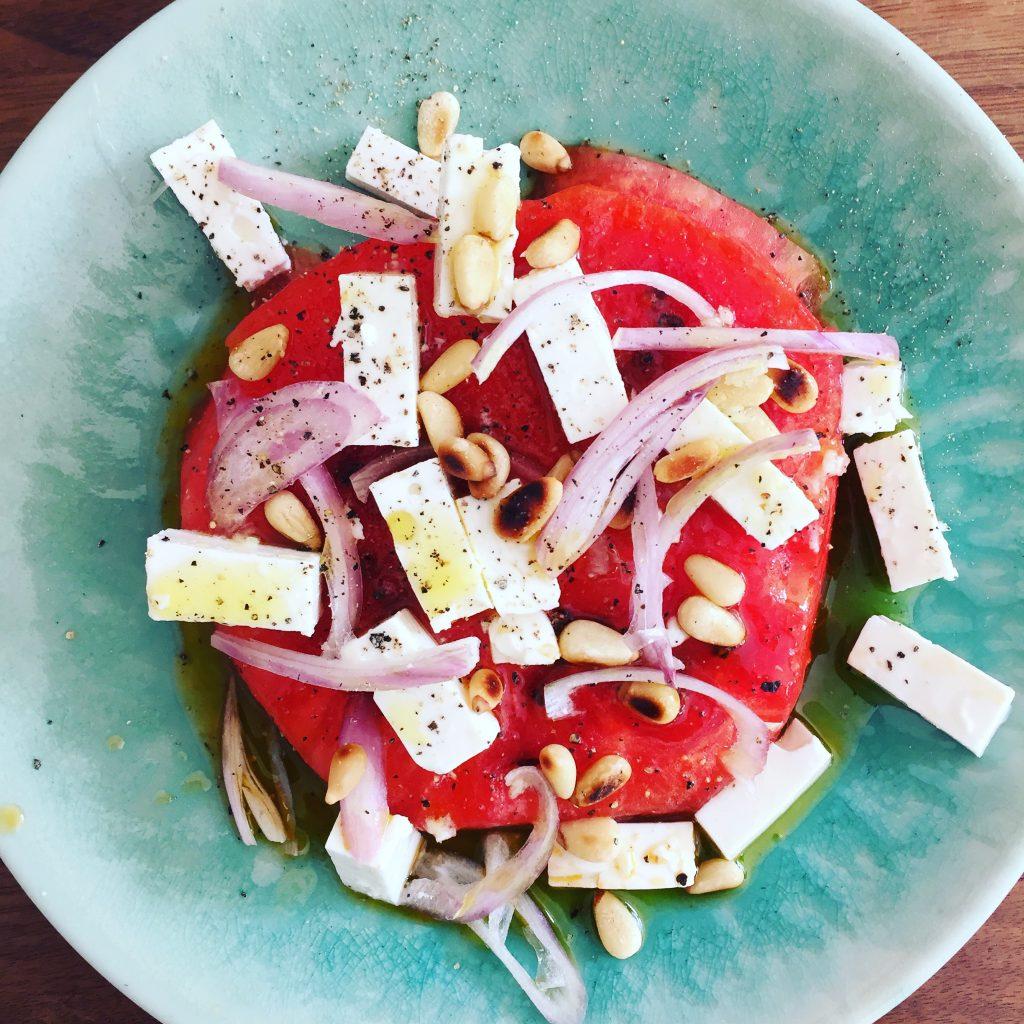 Gebratene Melone - Ernährungsberatung, Food
