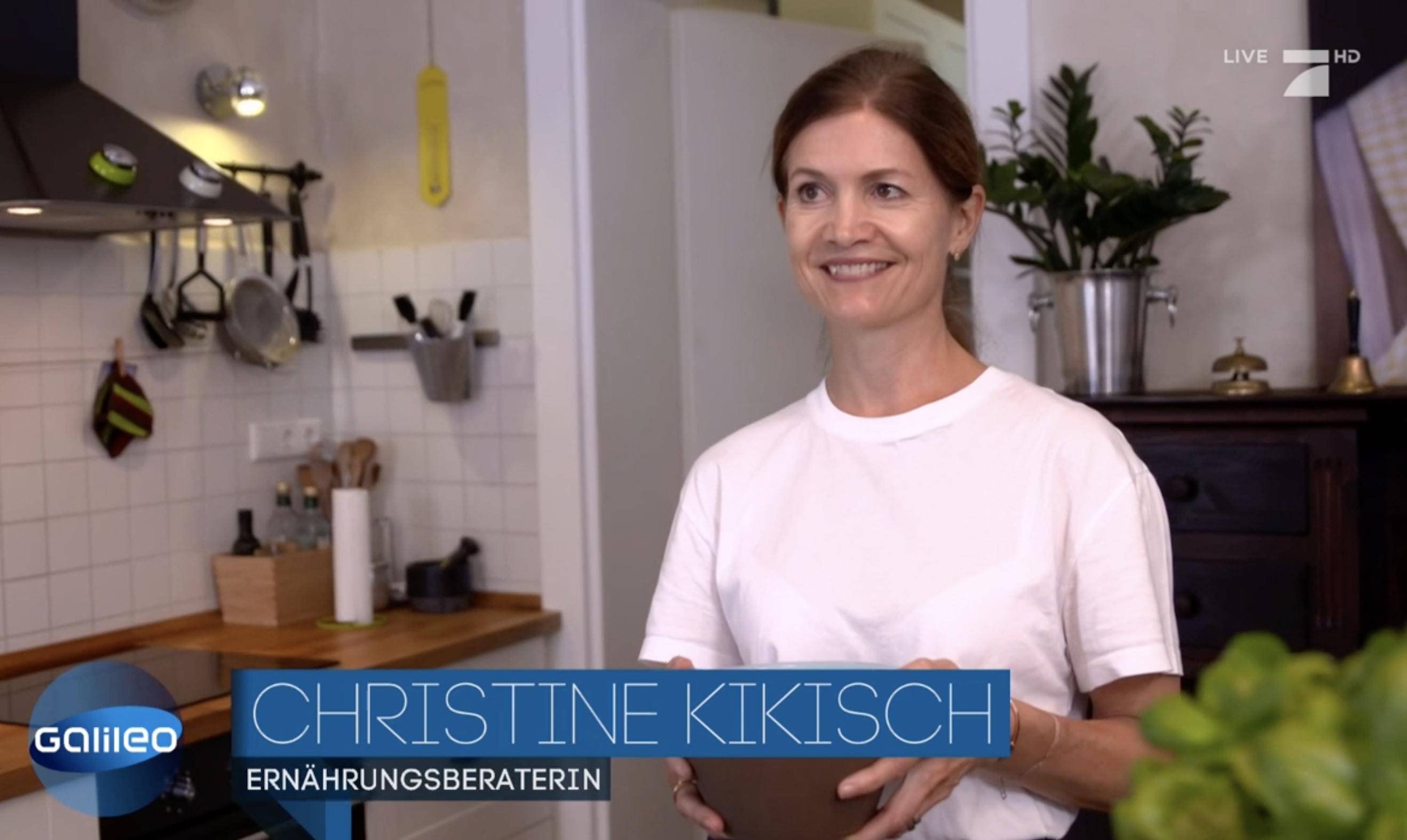 Christine Kikisch bei Galileo