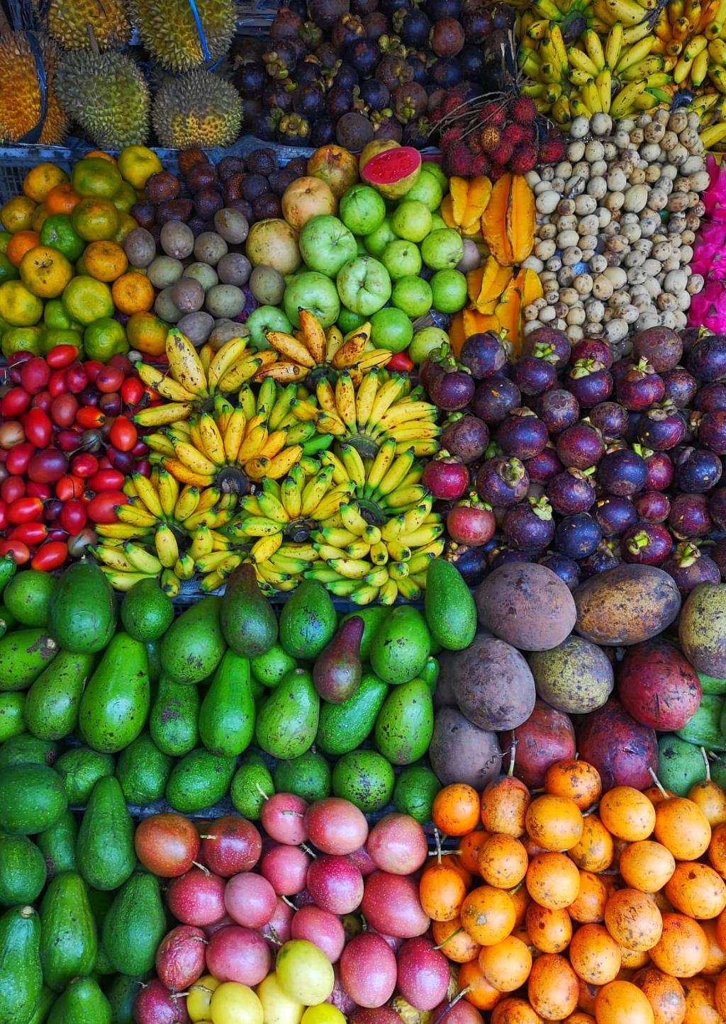Raw-Vegan und Frutarismus